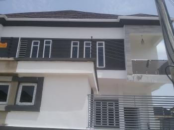 Nicely Finished 4 Bedroom Semi Detached Duplex, Idado, Lekki, Lagos, Semi-detached Duplex for Sale