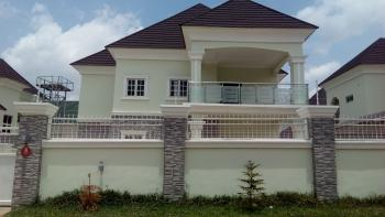 Newly Built 4 Bedroom Duplex with 2 Room Boys Quarters, Well Finished, After Brain and Hammer, Lifecamp, Kafe, Abuja, Detached Duplex for Rent