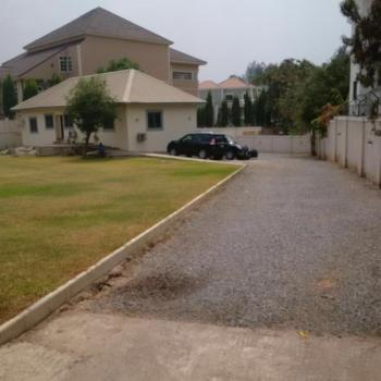 1534 Sqm Land with Old Structure, Maitama District, Abuja, Mixed-use Land for Sale