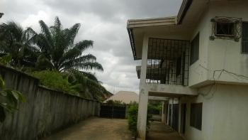 Twin Duplex of 5 Bedrooms Each and a 3 Bedroom Bq Sitting in About 2 Plots of Land and with C of O, Works Layout, Owerri, Imo, Semi-detached Duplex for Sale
