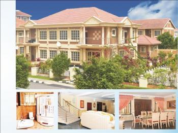Nicely Built Well Furnished 4 Bedroom Detached on a Full Plot, Amen Estate, Off Eleko Beach, Lekki Free Trade Zone, Lekki, Lagos, Detached Duplex for Sale