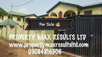 8 Units of 3 Bedroom Flat, Ekerin Estate, Ologuneru, Ibadan, Oyo, Block of Flats for Sale