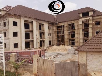 Serviced Advanced Carcass Apartment, New Julius Berger Hospital, Life Camp, Gwarinpa, Abuja, Plaza / Complex / Mall for Sale