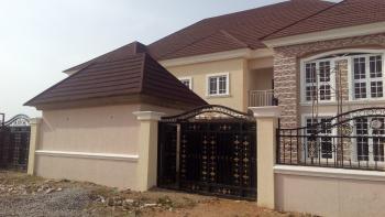 Brand New Twin 5 Bedroom with 2 Room Boys Quarter Each, By Senior Naval Quarter, Kado, Abuja, Semi-detached Duplex for Sale