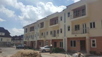 Brain & Hammer New 4 Bedrooms with Boys Quarters, By Nepa, Apo, Abuja, Terraced Duplex for Sale