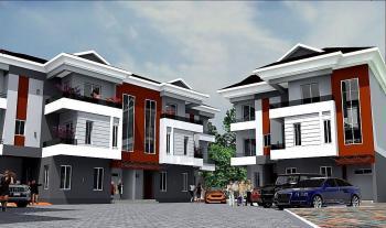 Off Plan Terrace, Adeniyi Jones, Ikeja, Lagos, Terraced Duplex for Sale