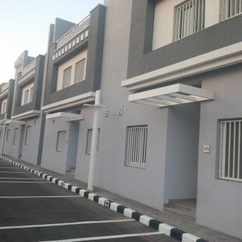 Brand New, Luxurious 4 Bedrooms Terraced Duplex with Bq, Near News Engineering Yard, Gwarinpa, Abuja, Terraced Duplex for Rent