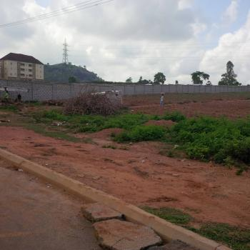 Fenced Residential Instantly Buildable and Liveable Land, Along Dahiru Musdafa Boulevard, Off Olusegun Obasanjo Way, Wuye, Abuja, Residential Land for Sale