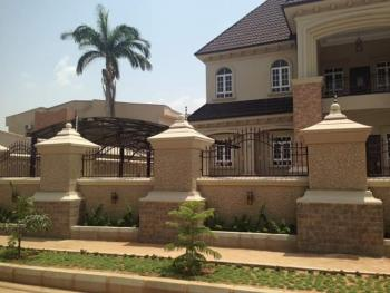 Brand New & Top Notch 8 Bedroom Fully Detached Ambassadorial Duplex with 1 Bedroom Guest Chalet, a Bq, Pool, Elevator, Maitama District, Abuja, Detached Duplex for Sale