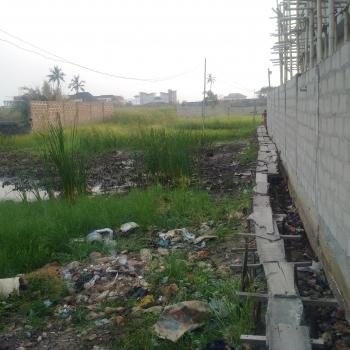 One Plot Fenced Parcel of Land, Before Igbo Efon Round About, Ologolo, Lekki, Lagos, Residential Land for Sale