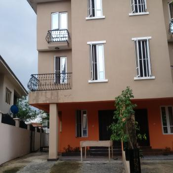 Luxury 4 Bedroom Terrace with Bq, Ikeja Gra, Ikeja, Lagos, Terraced Bungalow for Sale