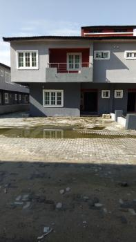 Brand New 4-bedroom Semi-detached House with in-built Bq, Block G 204, Phase 2, Lekki Gardens Estate, Ajah, Lagos, Semi-detached Duplex for Rent