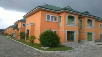 Luxury Well-finished 4-bedroom Terraced Duplex, Within a Beautiful Estate, Gra Phase 3, Port Harcourt, Rivers, Terraced Duplex for Sale