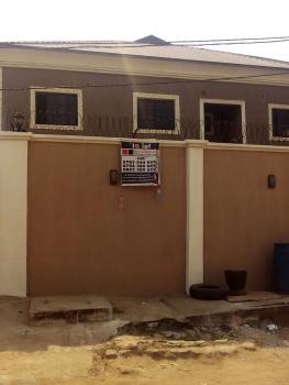 Block of 4 No 3 Bedroom Flats on 670 Sq Metres, 21, Taiwo Adeunmi Street, Gra Scheme 1, Oko-oba, Agege, Lagos, Block of Flats for Sale