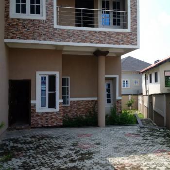 Luxury 4 Bedroom Duplex, Gra, Magodo, Lagos, Detached Duplex for Sale