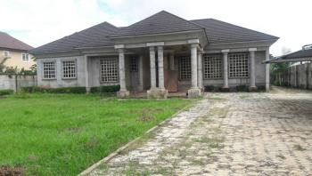 5 Bedroom Bungalow with Bq, Behind Highcourt Road, Gra Asaba, Delta State, Asaba, Delta, Detached Bungalow for Sale