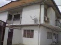 2 Wing Of 5 Bedroom Duplex With 2 Bedroom Bq , Bode Thomas, Surulere, Lagos, House For Sale