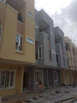 5 Bedroom Terraced Duplex, Akora Estate, Adeniyi Jones, Ikeja, Lagos, Terraced Duplex for Sale