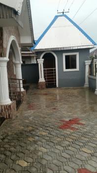 2 Bedroom Flat, Upper Agbharo, Ughelli North, Delta, Semi-detached Bungalow for Rent
