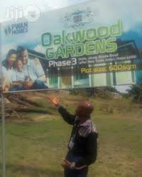 Oakwood  Gardens Phase 3  Land, Iberekodo, Ibeju Lekki, Lagos, Mixed-use Land for Sale