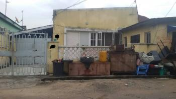 2 Bedroom Bungalow Plus Another 4 Rooms at The Back at Modupe Johnson Crescent Off Adeniran Ogunsanya Street, Surulere., Off Adeniran Ogunsanya Street, Bode Thomas, Surulere, Lagos, Detached Bungalow for Sale