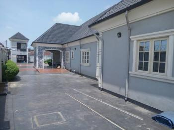 Executive 4 Bedroom Bungalow with Bq, New Road, Off Adageorge, Port Harcourt, Rivers, Terraced Bungalow for Sale