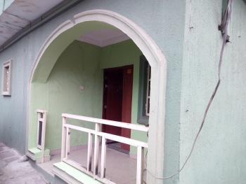 Beautiful Three Bedroom Flat in a Block of Six Flats, Morocco Road, Shomolu, Lagos, Flat for Rent