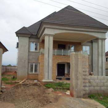 6 Bedroom Duplex (plastered), Lokogoma District, Abuja, Detached Duplex for Sale