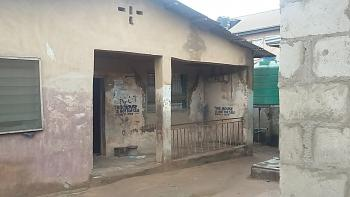 Tenement Bungalow, Agbede Street, Idimu, Lagos, House for Sale