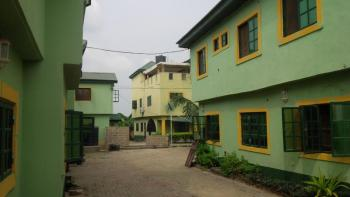 9 Flats of Five 3 Bedroom with Living Room All En Suite. 4 Two Bedroom with Living Room All En Suite, Car Park C, Beside Buono Doors Plaza, Km 46, Ogun, Block of Flats for Sale