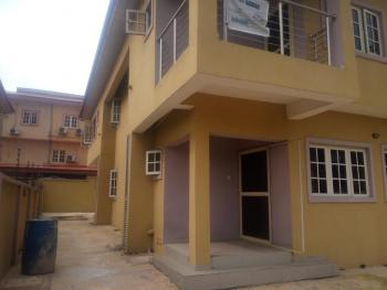 Brand New 3 Bedroom Duplex with Living Rooms on a  Plot of Land with  C of O, Near Morrison Crescent, Oregun, Ikeja, Lagos, Detached Duplex for Sale