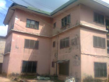 6 Bedroom Flats of 2 Storey Building, Ekwema Crescent, Before Ikenegbu Girls Secondary School, Ikenegbu, Owerri, Imo, Block of Flats for Sale