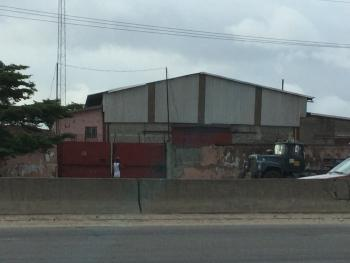 Warehouse with Certificate of Occupancy, Barlet Bus Stop Area, Before Mojec Petrol Station, Along Mile 2 / Oshodi Express Way, Cele, Isolo, Lagos, Warehouse for Sale