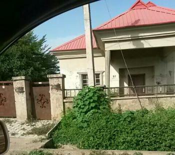4 Bedroom Bungalow En Suite with Large Compound, Post Army Housing Estate, Kurudu, Abuja, Detached Bungalow for Sale