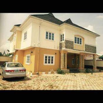 Luxury 5 Bedroom Duplex with Bq and Bush Bar, Rumuosu Choba, Rumuosi, Port Harcourt, Rivers, Terraced Duplex for Sale