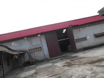 a Vacant 2 Bay Warehouse with Administrative Offices, Along Lagos Abeokuta Expressway Ijaiye Ojokoro Lagos, Ijaiye, Lagos, Warehouse for Sale