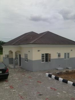 Nice 4 Bedroom Bungalow, Cdr, Lugbe District, Abuja, House for Rent