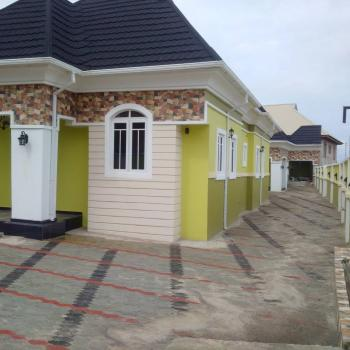 Well Finished 3 Bedroom Bungalow, Airport View Estate, O Opkanam Road, Asaba, Delta, Detached Bungalow for Sale