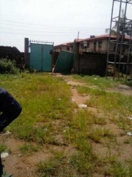 4 and 1/2 Plots of Land at Ipakodo Ikorodu Lagos, Ikot Ekan Street, Off Ipakodo Road, Ebute, Ikorodu, Lagos, Mixed-use Land for Sale