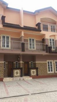 Newly Built 4 Bedroom Terrace House with Boys Quarters, Wallsal Condominium Estate, Mende, Maryland, Lagos, Terraced Duplex for Sale