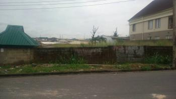 Strategically Located Land Measuring 2191.099sqm, Tokunbo Macauley, Off Emmanuel Keshi Street, Gra, Magodo, Lagos, Residential Land for Sale