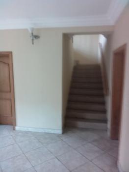 Serviced 4 Bedroom Town House + B/q, Off Sobo Aribiodu Street, Ikeja Gra, Ikeja, Lagos, Terraced Duplex for Rent