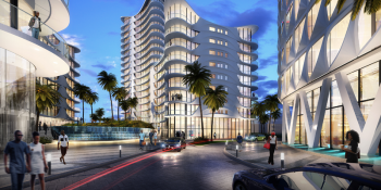 Atlantic Resort Business & Residence Studio Apartment (hotel), Water Corporation Drive, Off Ligali Ayorinde Street, Victoria Island, Lagos. It Is Flanked By Trinity House Church to The Left and Overlooking The Atlantic Ocean, Oniru, Victoria Island (vi), Lagos, Self Contained (studio) Flat for Sale
