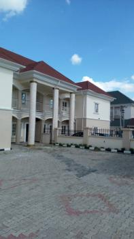 Exquisitely Finished & Newly Built 4 Bedroom Semi Detached Duplex with Bq, By Nextmall Cash N Carry, Near Naval Quarters, Kado, Abuja, Semi-detached Duplex for Rent