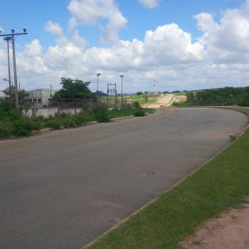 Partly Fenced Housing Estate Plot with Uncompleted Foundation Works, Opposite Agura Hotel Quarters, Near The Paradise Estate, Karmo, Abuja, Residential Land for Sale