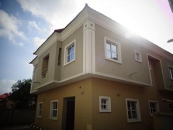 Tastefully Finished  4 Bedroom Detached House + 1 Room Boys Quarter in Crown Estate, Lekki Peninsula, Crown Estate, Ajah, Lagos, Detached Duplex for Sale