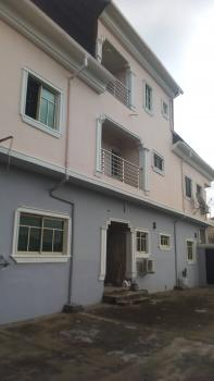 3 Bedroom Duplex, Palace Way Estate, Ago Palace, Isolo, Lagos, House for Rent