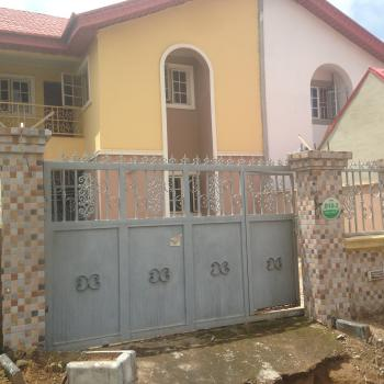 Brand New House 4bedroom Semi Detached  Duplex in Apo with 2 Sitting Room, Wumba After Shoprit. Tarred Road to The House, Wumba, Abuja, Semi-detached Duplex for Sale