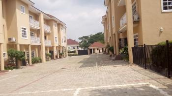 Luxury  and Tastefully Serviced 8 Units of 4 Bedroom Terrace Duplex with a Bq Attached, Ac, Gen, Pool, Garden, Gym, Maitama District, Abuja, House for Rent