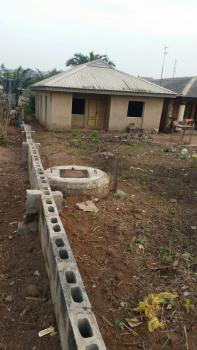 4 Bedroom Flat on a Half Plot, Owode Before Ifo, Ifo, Ogun, House for Sale